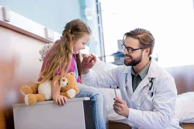 רופא ילדים עד הבית